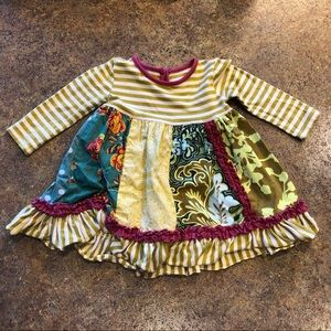 Persnickety Dress 3m 6m